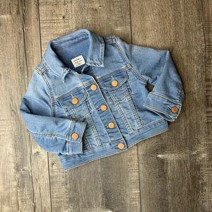 Baby Gap Jean jacket size 12-18 months